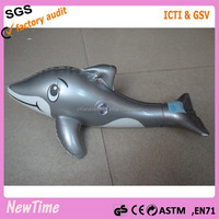 promotion inflatable dolphin animal toys
