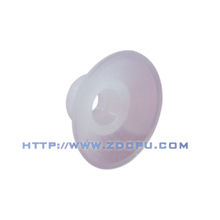 Promotional glass table suction cups