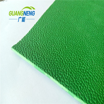 Shockproof industrial thin anti-slip rubber sheet