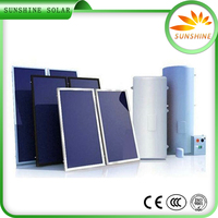 SL-3008 2016 hotsale Environmental Safe Pressured Solar Water Heater
