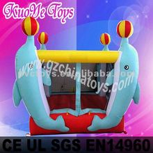 small dolphin inflatable indoor bounce, cheap inflatable bouncers for sale,used inflatable bouncers sale