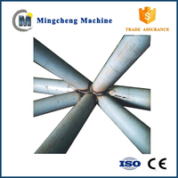 Hot selling steel cnc pipe profile cutting machine with CE certificate