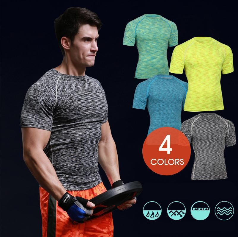 High Quality Customized Sports T Shirt 19