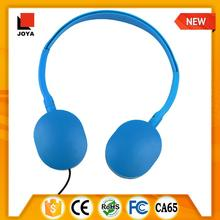 BSCI Factory high quality stuffed promotion triangle headphones