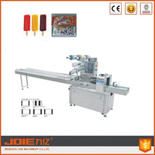 JOIE JY-350F horizontal automatic ice lolly popsicle ice cream packaging machine