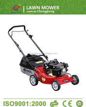 19inch self propelled gasoline lawn mower with aluminum deck grass cutter and garden tools with HONDA engine (CJ19GZZH55-AL)