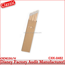 Disney Universal NBCU FAMA BSCI GSV Carrefour Factory Audit Manufacturer Wholesale Magnifying Glass Ball Pen