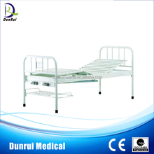 DR-Q528 CE/ISO Approved Two Functions Antique Iron Hospital Steel Single Bed