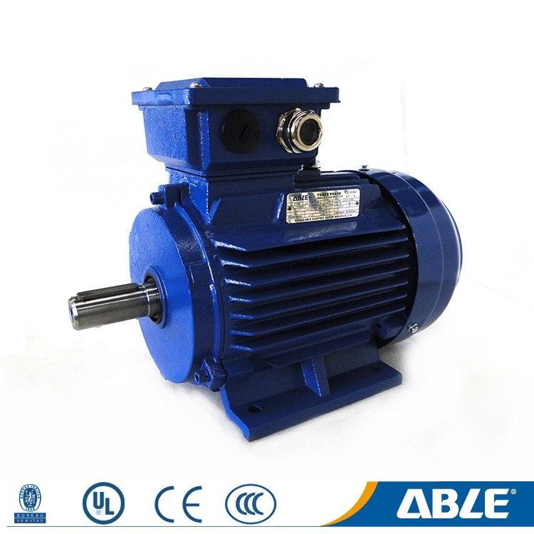 China high efficiency cast iron 40kw 250kw cheap electric motor