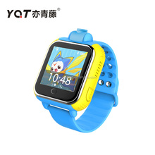 Shenzhen YQT Q730 SOS Function Remote GPS Tracking Kids Smart watch with Real-time GPS Monitoring 3g kids gps watch