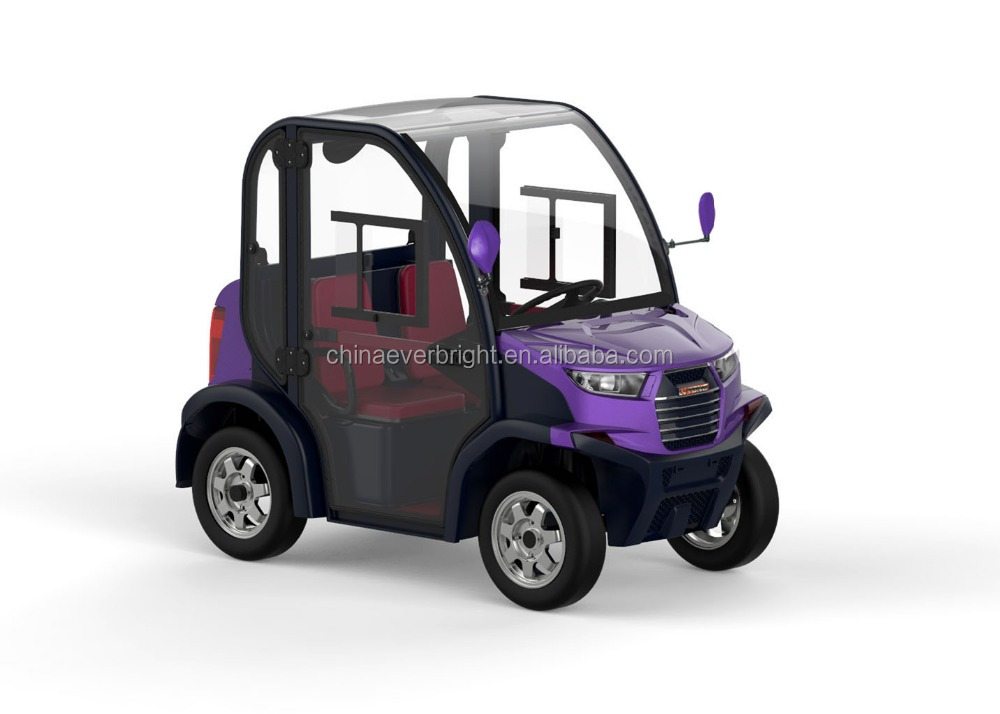 L6e Smart 2 Seats Eec Electric Car Made In China