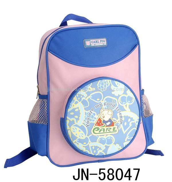school bags and backpacks