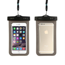 Cheap price wholesale universal size waterproof phone case for iphone