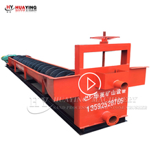 China best LSX screw sand washing machine