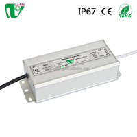 24V 2500mA 60W Waterproof LED driver IP67