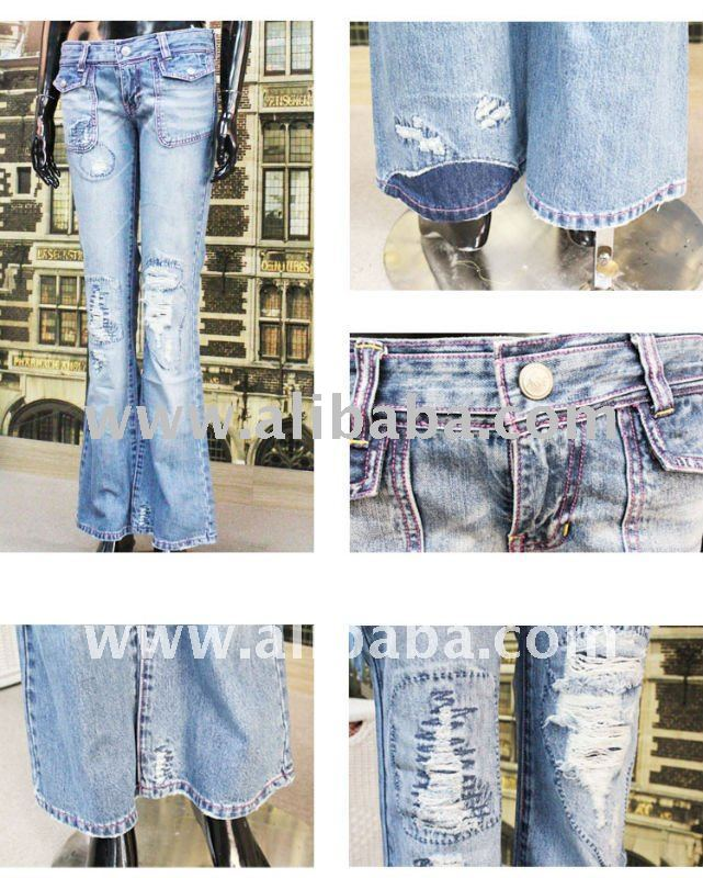 KOREA DENIM JEANS