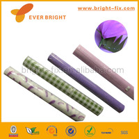 Wholesale popular color crepe paper for wraping flowers/ beautiful goffered paper for party decoration