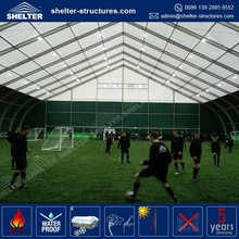 30x40 clear roof soccer dome for sale
