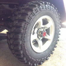 Lakesea 4x4 off road truck tires 285/75r16 35x12.5r15 33x12.5r15 mud tires on snow/sand/mud/rock