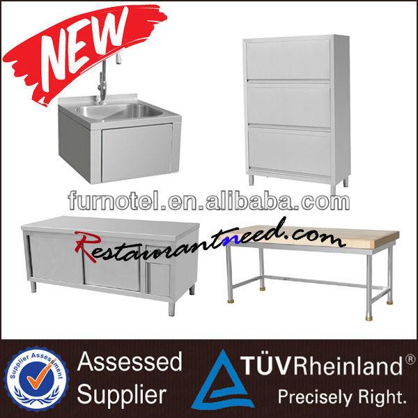 Restaurante muebles de cocina mobiliario de cocina for Muebles para cocina restaurante