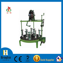 H&H Old Type Leather Braiding Machine for Rope