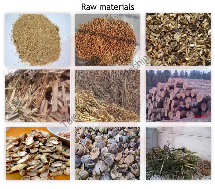 Wood Sawdust Briquettes ~ Charcoal briquettes machine from sawdust buy