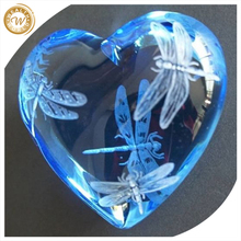 valentine glass heart gifts