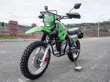 double shock dirt bike 200cc motorcycle,125cc/150cc motorcycles