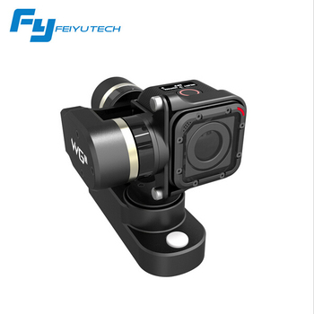 New Products Feiyu WGS Steadycam Handheld 3-Axis Brushless Gimbal For GoPros Go Pro3 3+ 4 with Battery