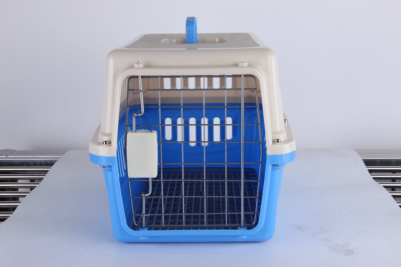Airline approved portable check box dog cage, dog kennel wholesale,dog crate wholesale