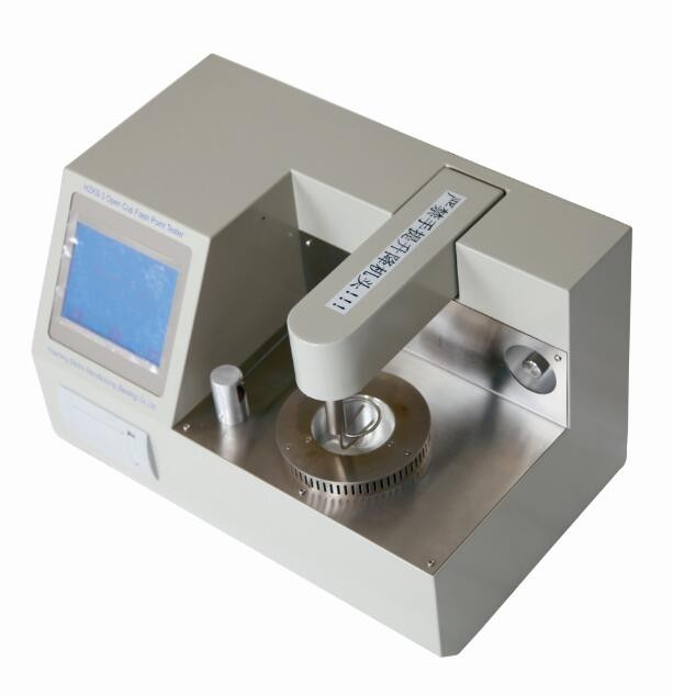 Automatic oil closed-cup flash point <strong>tester</strong> with Alibaba supplier