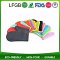 2018 Silicone Coated Cooking Oven Glove Heat Resistant Silicone Oven Mitt
