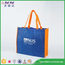 100% Custom pp non-woven shopping laminated shopping bag