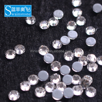0822 SS4-SS40 Crystal Hotfix Rhinestone Lead Free,iron on Hot fix Rhinestone for Kids Garment Lingerie Underwear Shoes 1.5-8mm