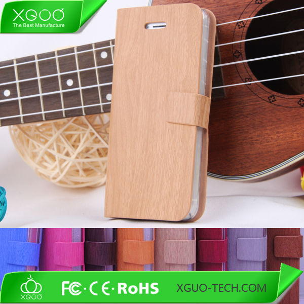 phone accessories for iphone 5c leather cover case slim design