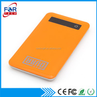 5000mah Ultra Slim China Wholesale Price Mobile Power Bank