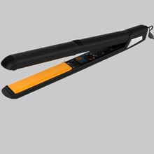 Pro China Wholesale Hair Straightener with LCD Display Ceramics Electric Hair Straightening iron