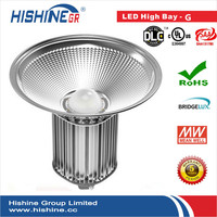 High lumens long lifespan meanwell smd led bay light 200w 24000lm