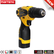16.8V Rechargeable Li-ion Electric Drills for Gardening Wood DIY