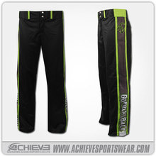 Slow Pitch Full Dye Sublimated Pants Baseball Team
