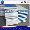 Metallic Embossing Decoration Panel /Pu Exterior Wall Panel/Aluminum Sandwich Panel