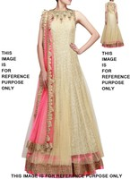 Excellent Designer Sequins Work Party Reception Anarkali Suit