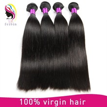 cheap wholesale 5a unprocessed human remy brazilian virgin straight hair