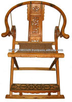Huanghuali wood Hunting Chair