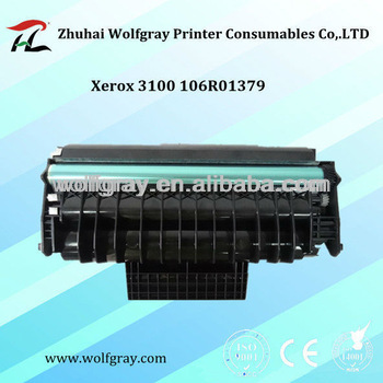 High quality compatible toner cartridge for Xerox 3100