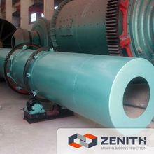 Zenith factory price professional cement rotary kiln with ISO Approval