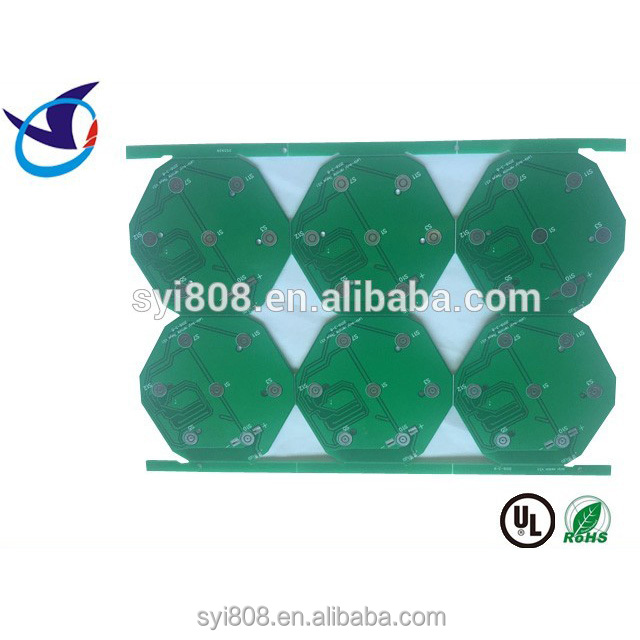 High quality military standard fashion design pcb for industrial electronics