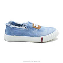 2017 the latest casual China canvas shoes for women