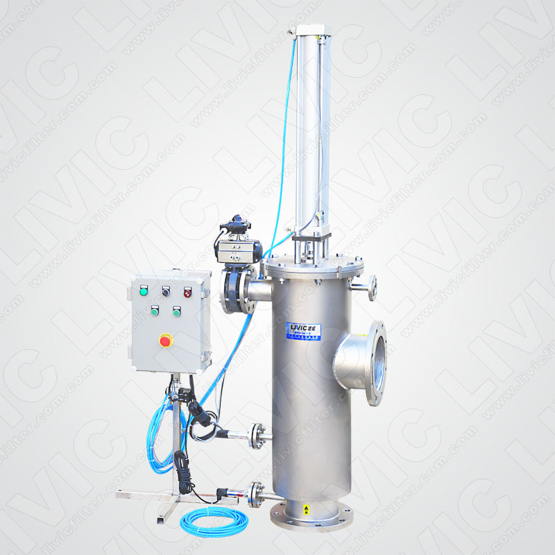 Automatic Bernoulli Type Self-cleaning Filter made in china