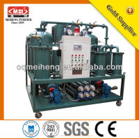 DYJ model Used oil recycling machine algae water treatment filtration recycled motor oil